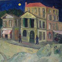 Tribute to Van Gogh (nfs)