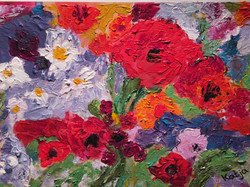 Parisian Flowers (sold)
