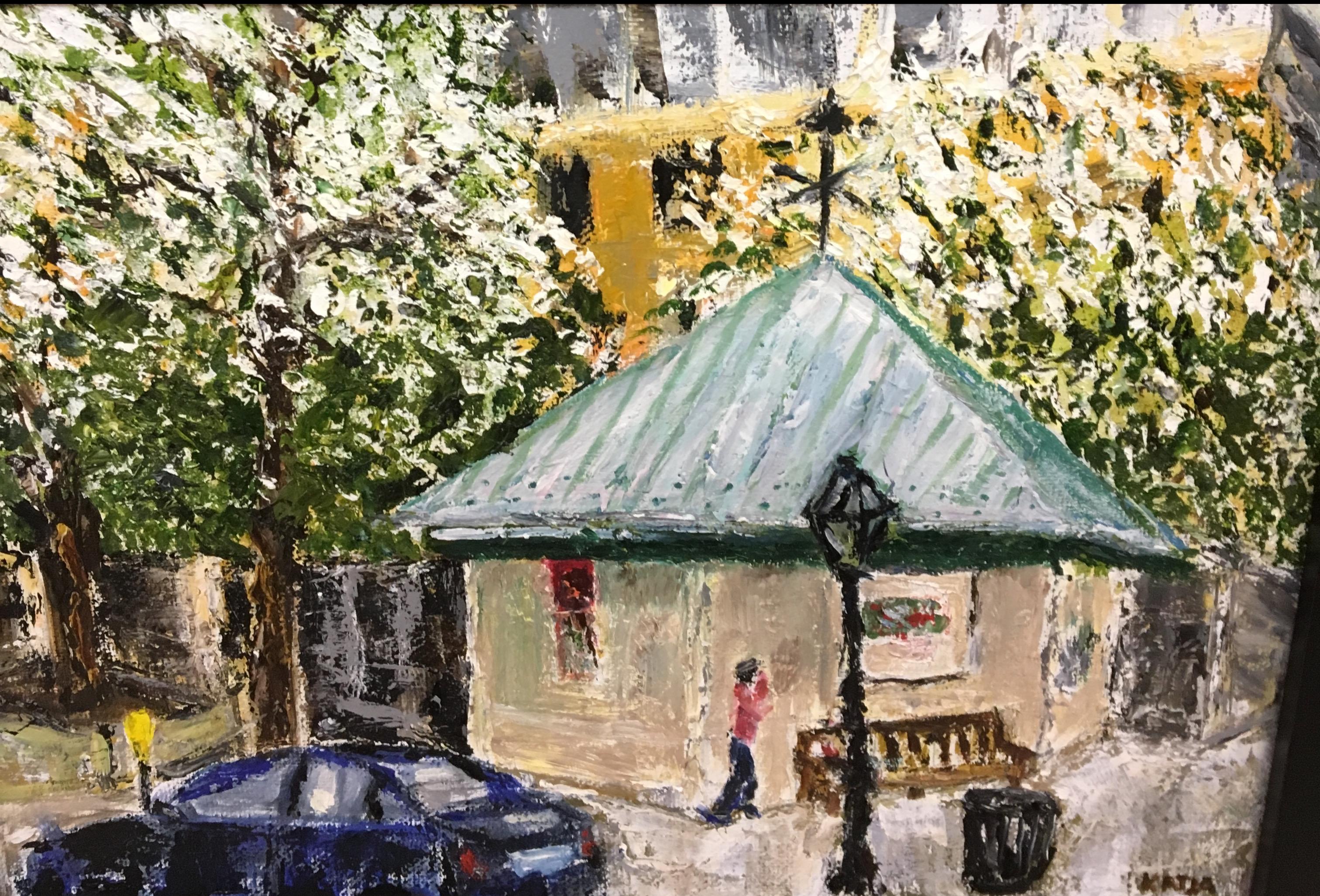 The Kiosk (Sold)