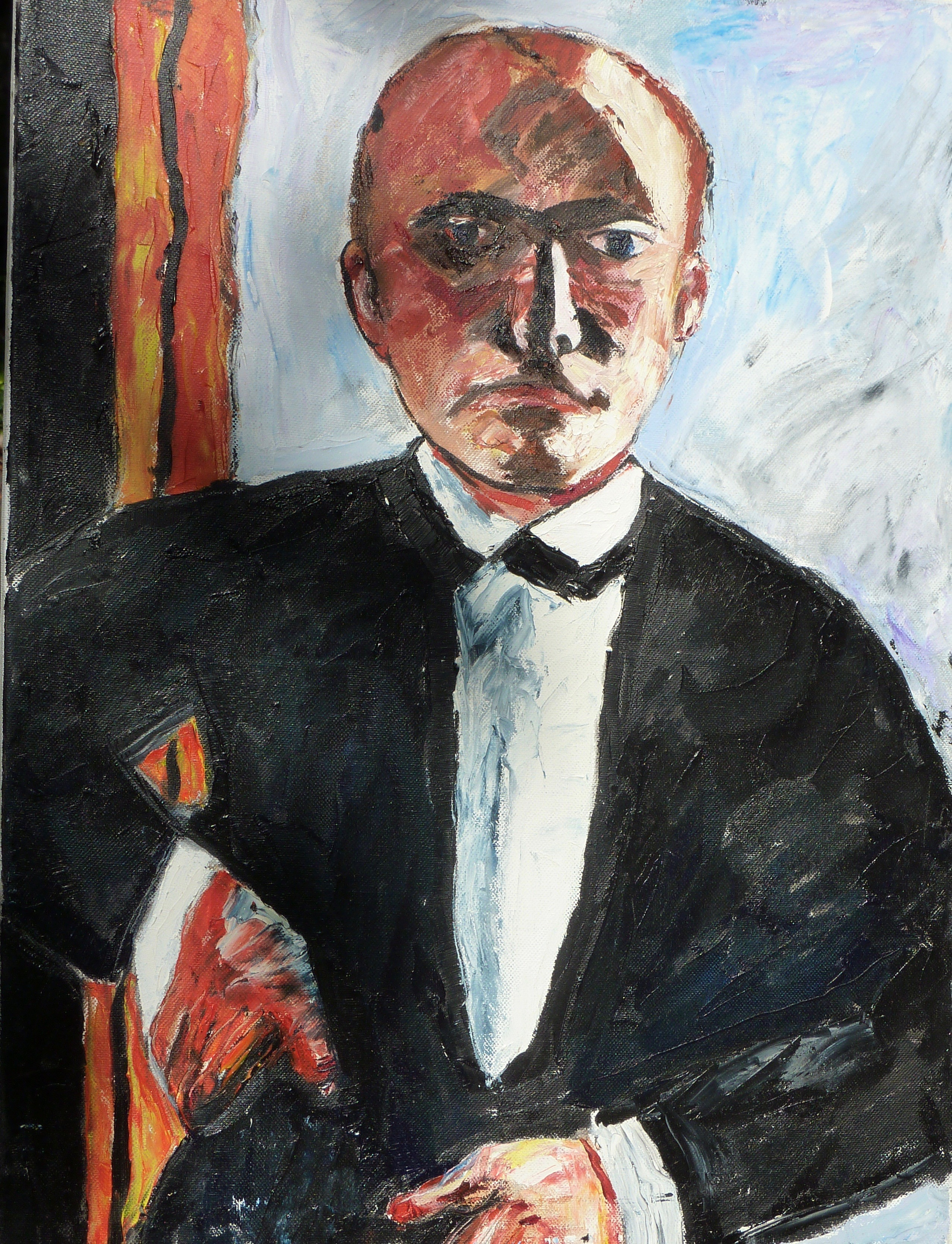 Tribute to Beckmann