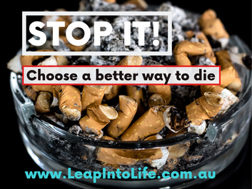 The 'Stop It' Campaign