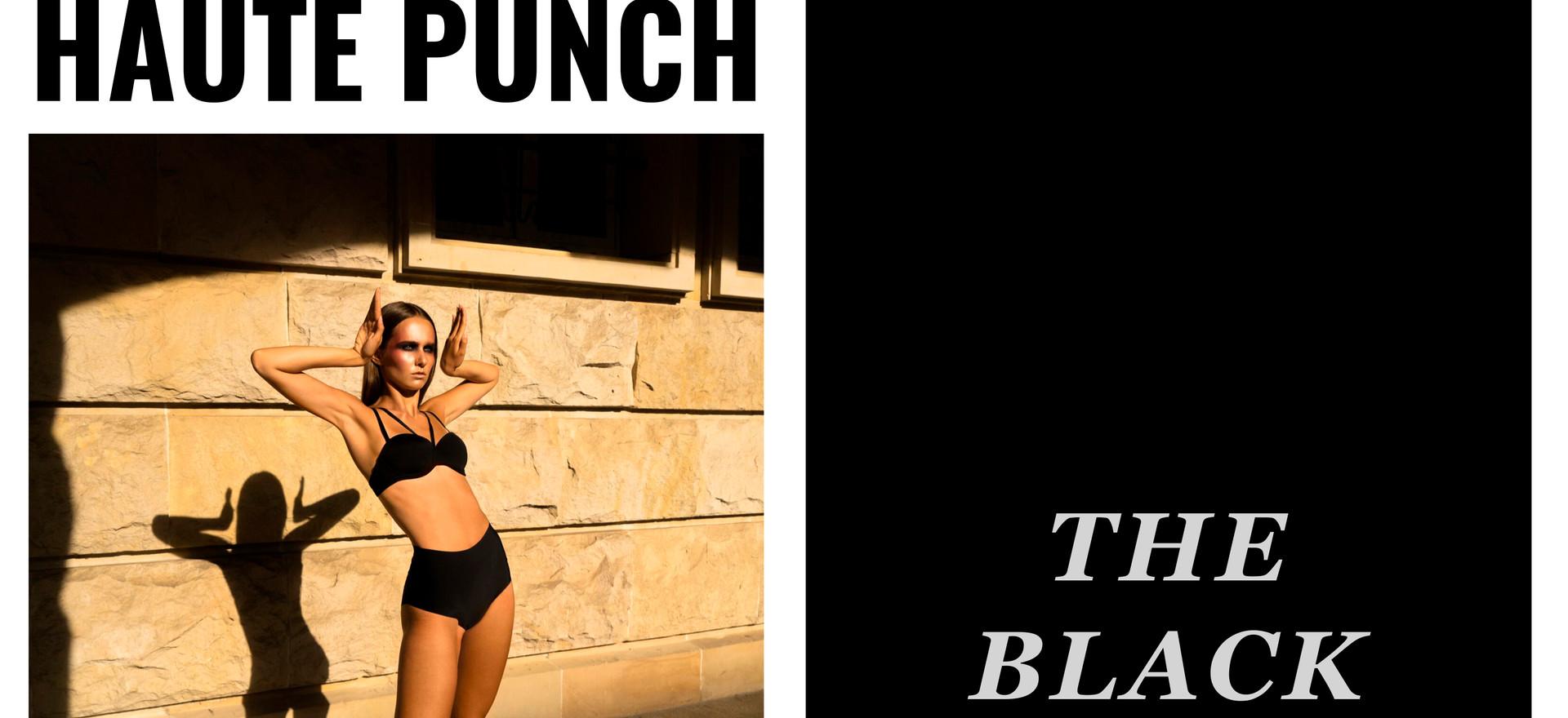 "Edytorial ""The black panther"" - Publikacja w Haute Punch Magazine"
