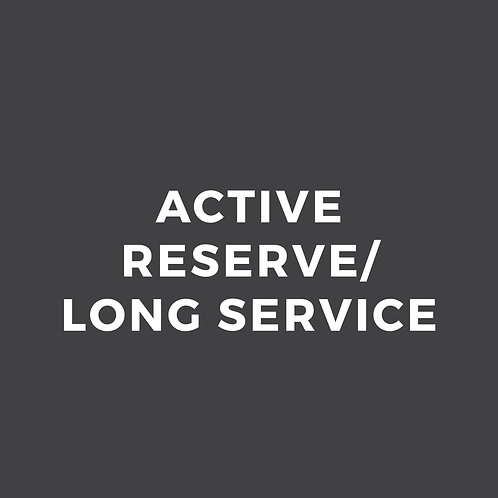 Active Reserve/Long Service