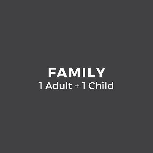 Family 1A+1C