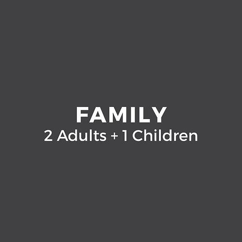 Family 2A+1C