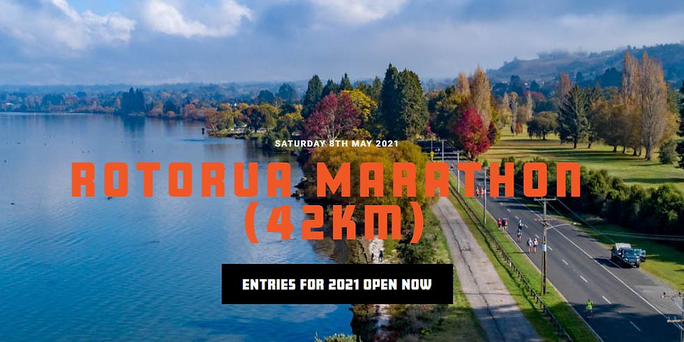 2021 Rotorua Marathon