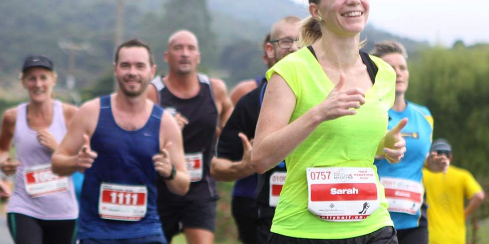 2021 Huntly Half Marathon