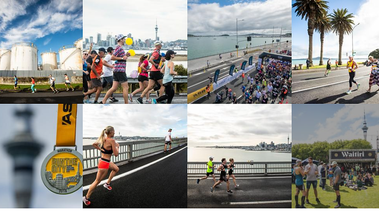 2021 Auckland Marathon