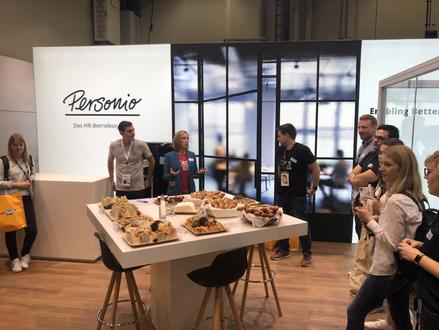 Zukunft Personal Netzwerktreffen @personio
