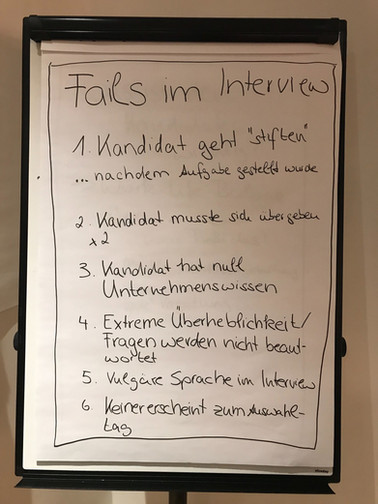 Thema Interview HR ROOKIES