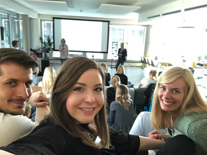 HR ROOKIES Treffen @kartenmacherei