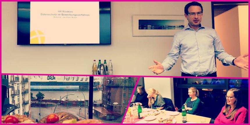 Jan-Peter Braun @Jacobsen + Confurius - DSGVO im Recruiting