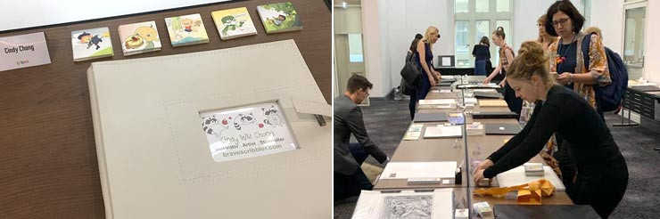 SCBWI Illustrator Showcase 2019