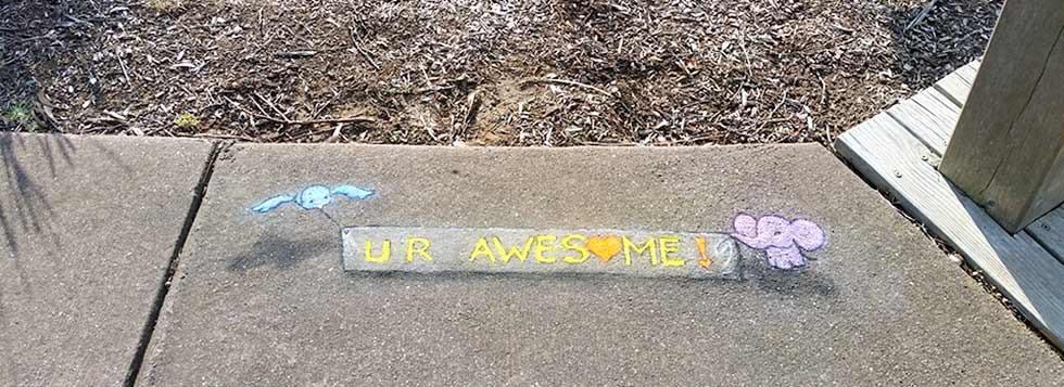 U R Awesome!
