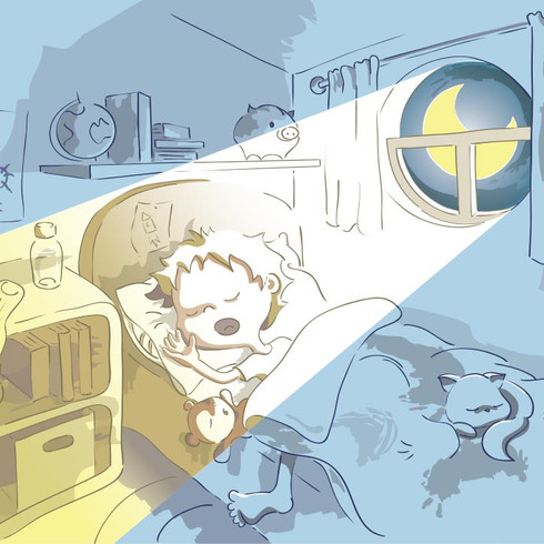 Room01: sleep