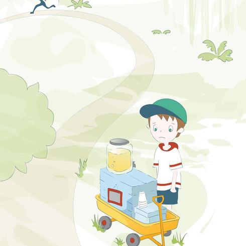 Lemonade Stand: From Idea to Entrepreneur