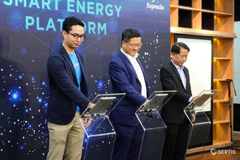 PTT ExpresSo x Sertis : Smart Energy Platform