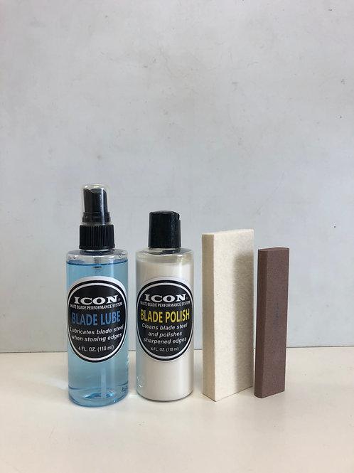 ICON Skate Blade Performance System Maintenance Kit
