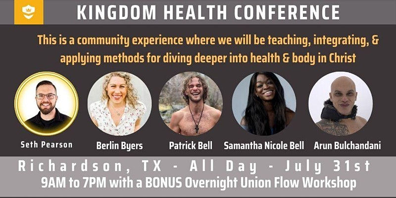 Kingdom Health Conference