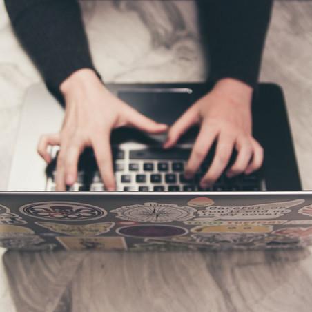 The Writing Corner: The Write Words