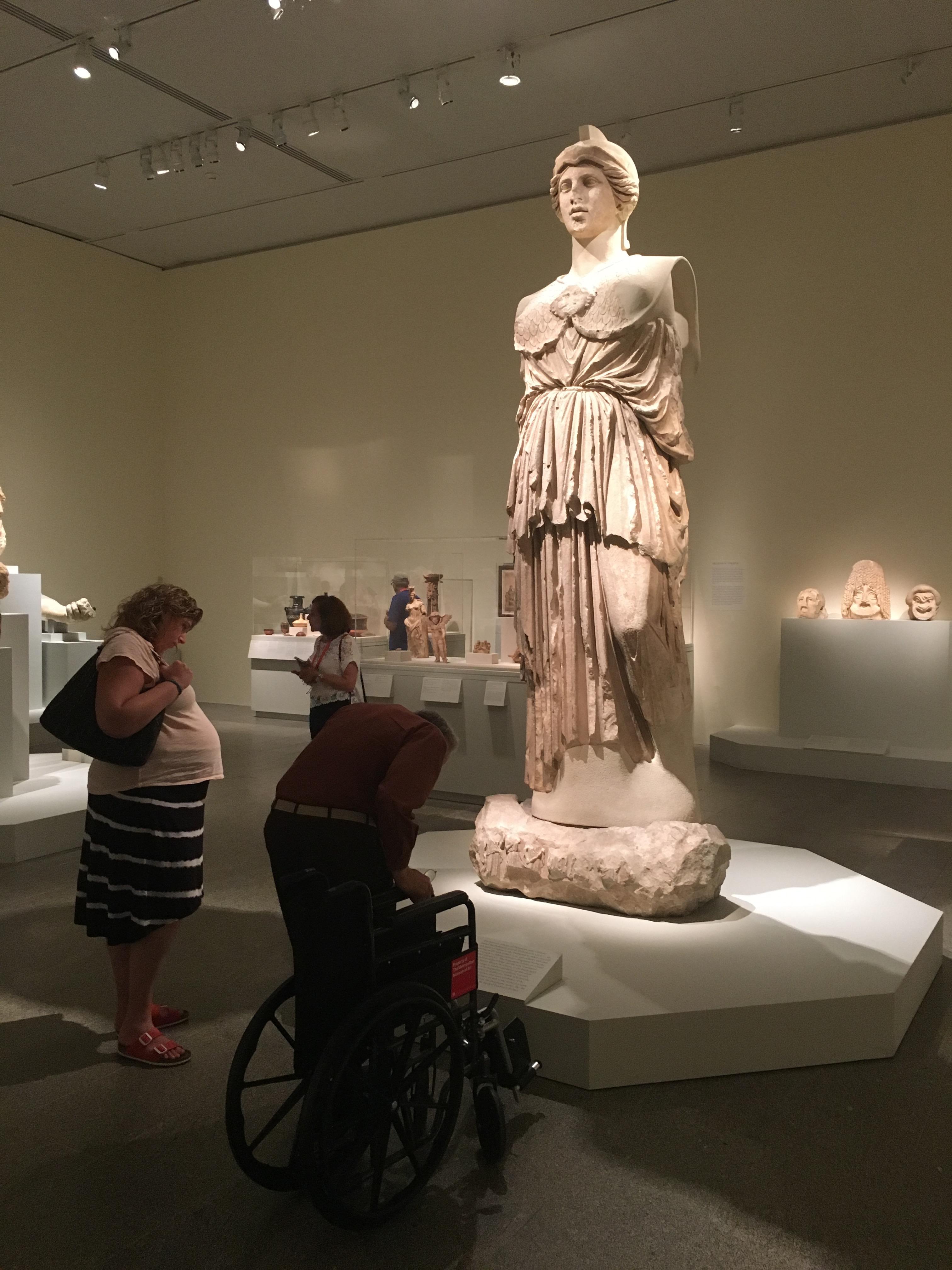 Athena Parthenos, ca. 170 BC