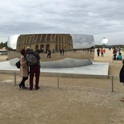 Anish Kapoor, Palace of Versailles