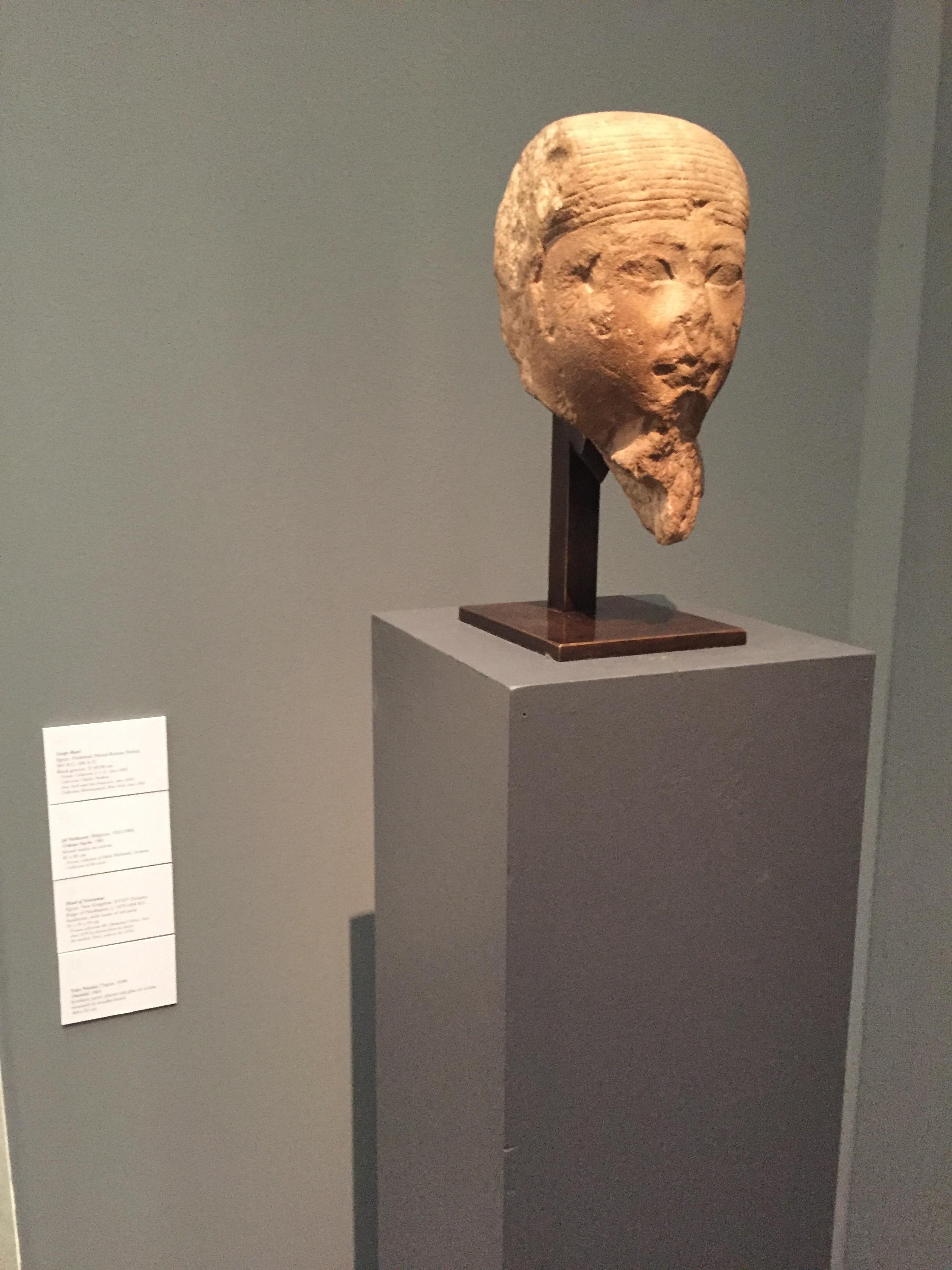 Head of Senenmut