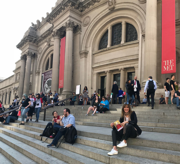 Take Me Out to the Met