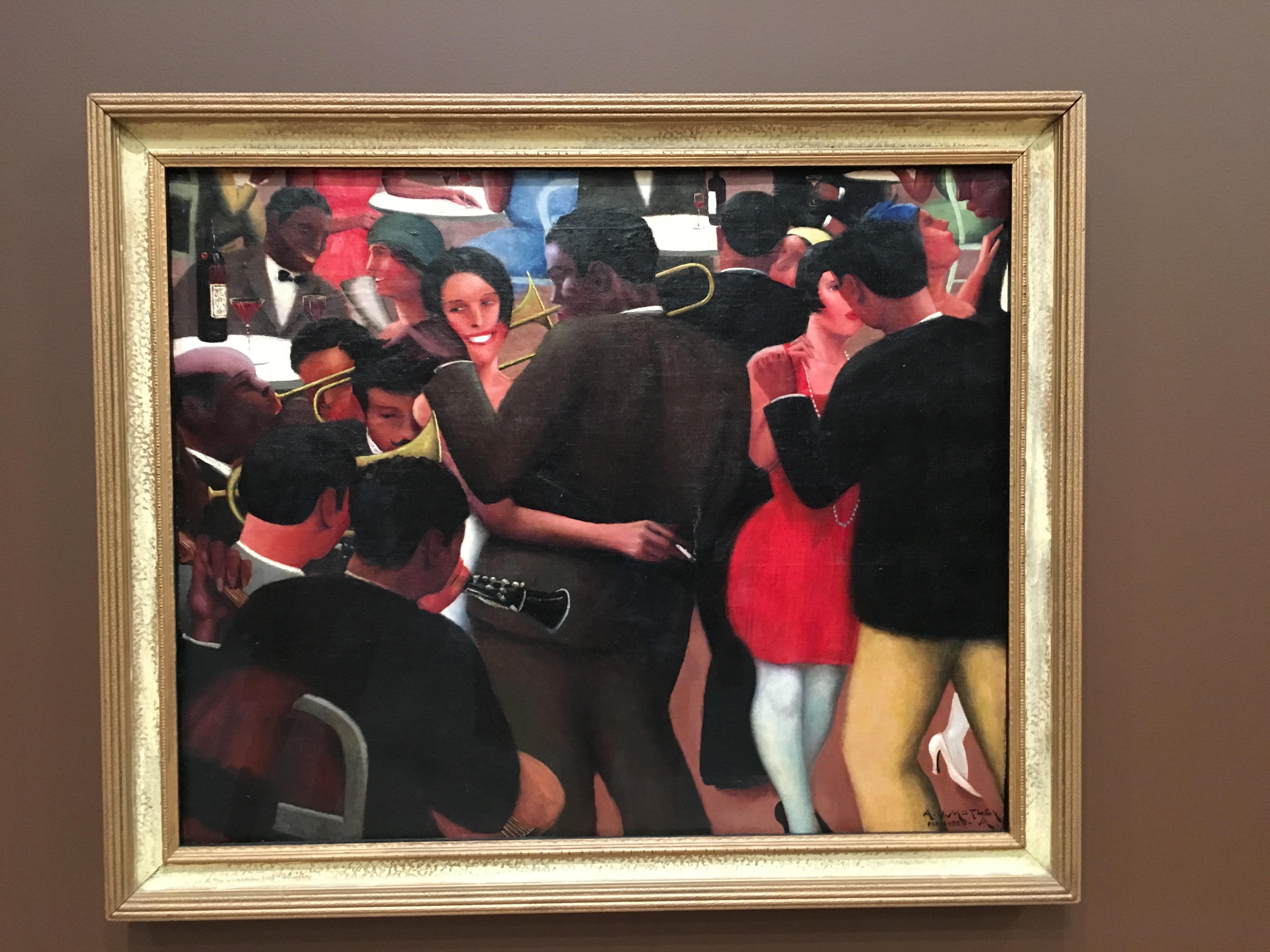 Archibald Motley: Jazz Modernist