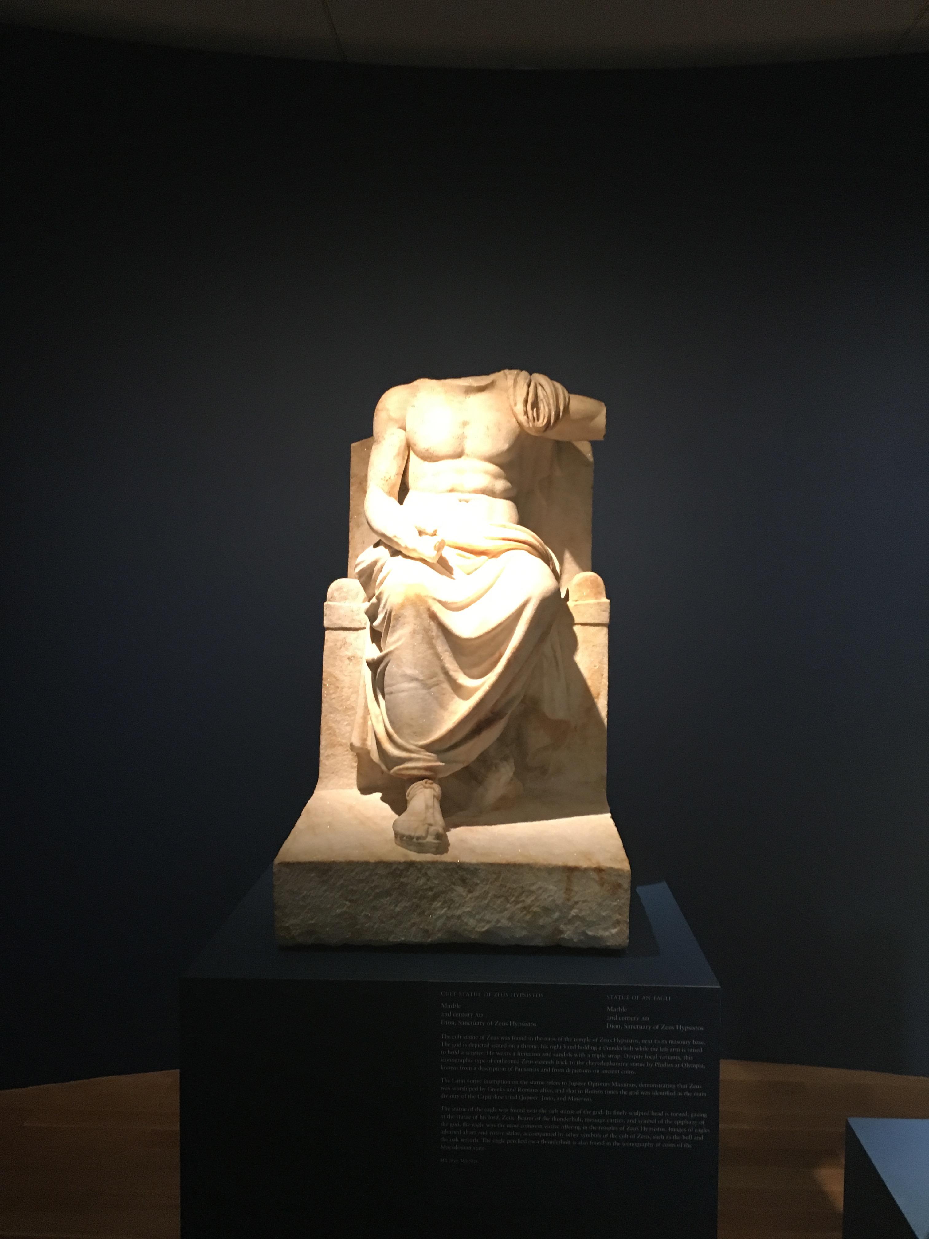 Zeus Hypsistos, 2nd Century AD