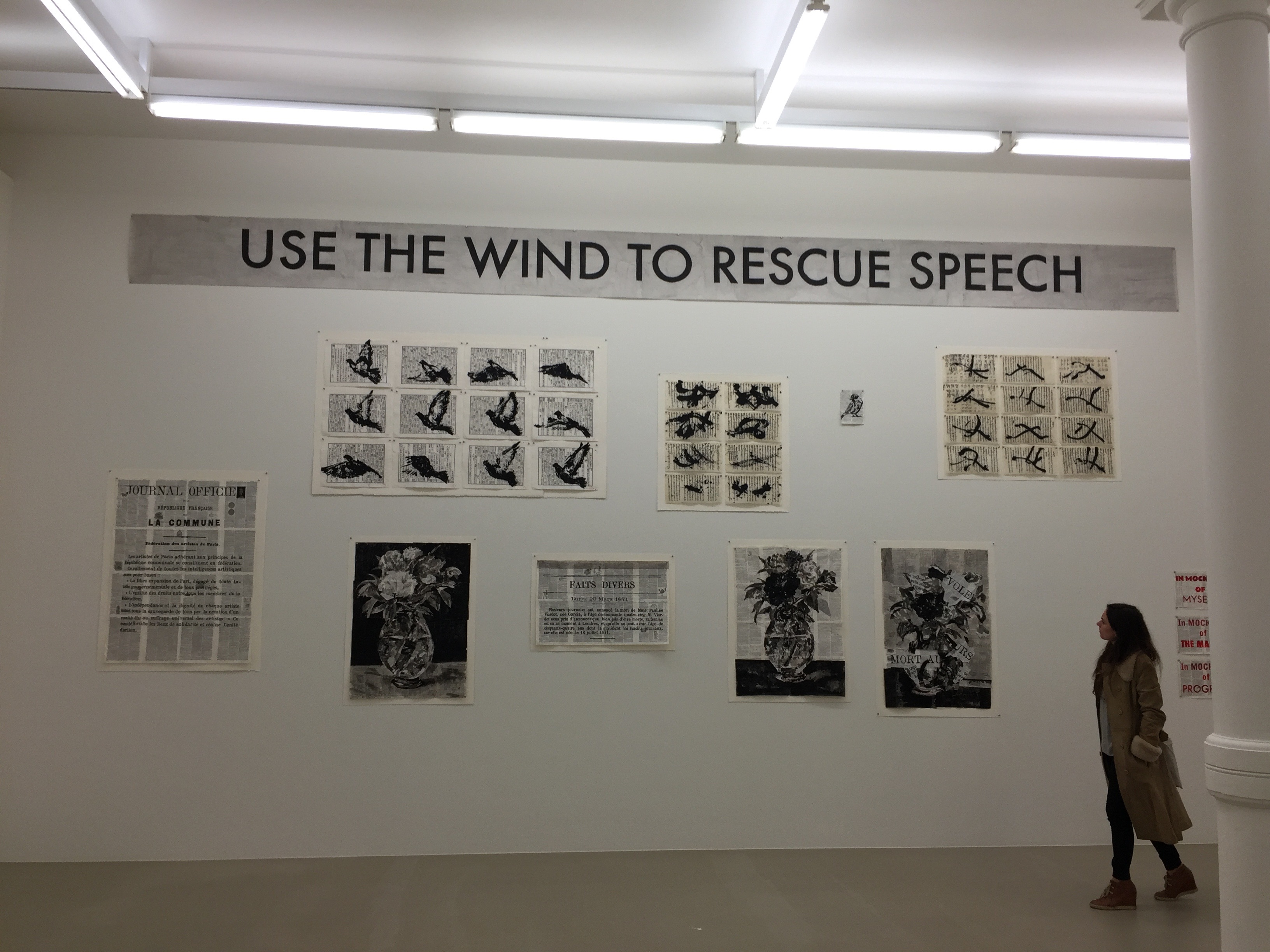 Use the Wind to Rescue Speech