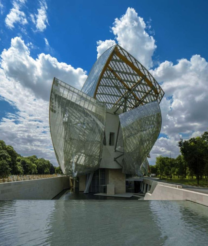 Paris Museums and Museum Designs