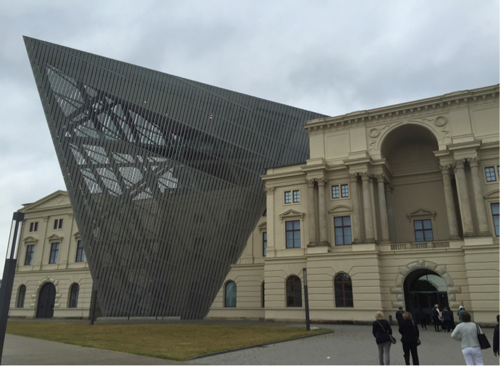 Museum Architecture and Exhibition Design in Dresden