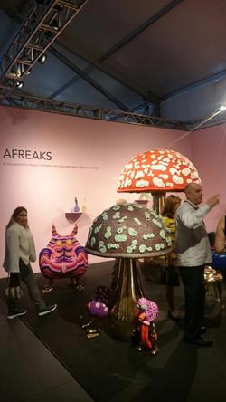 Afreaks at Design Miami
