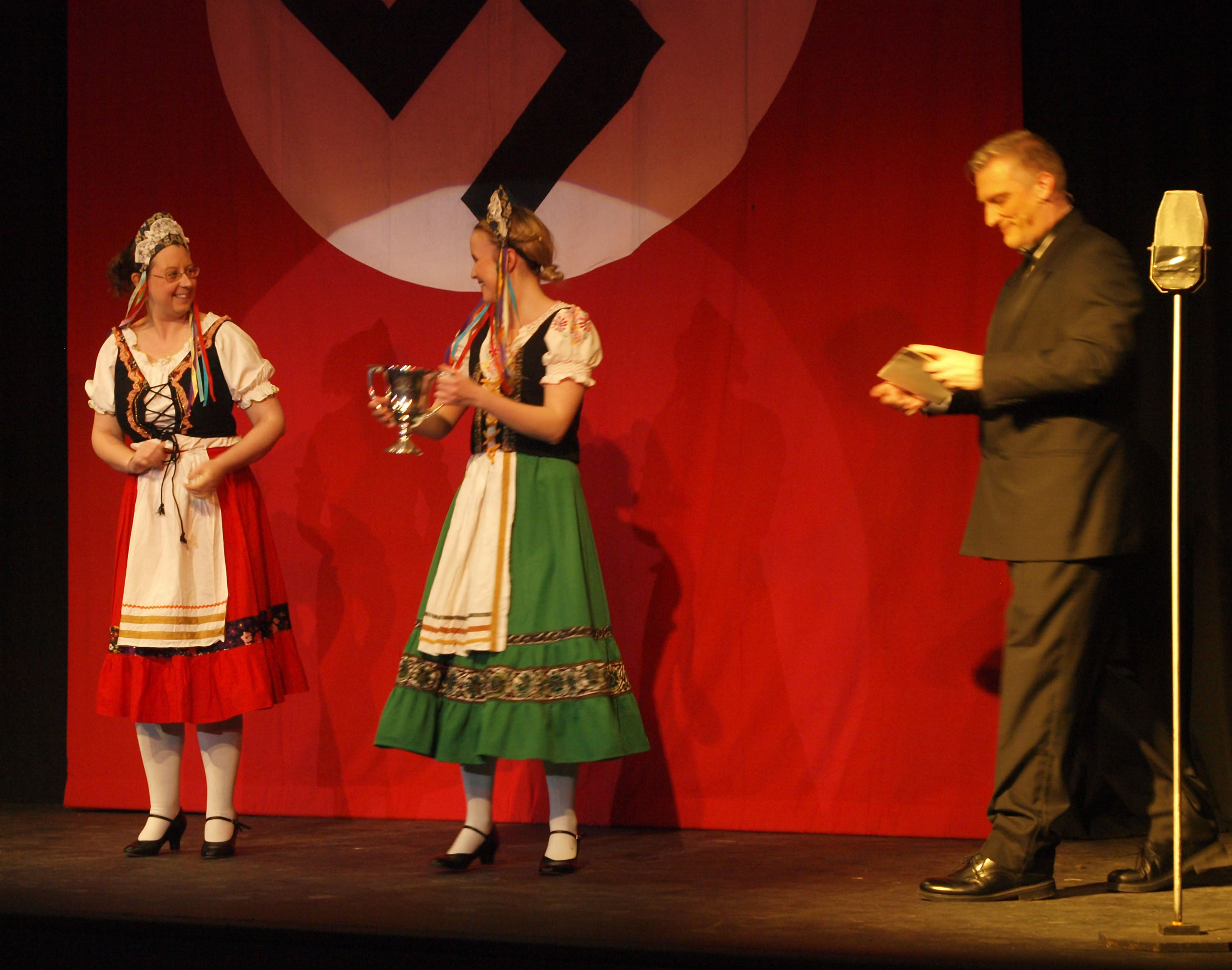 Tyrolean Costume