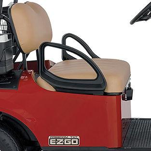 Tecnogolf trae para ti toda la línea de carros ezgo, carros de golf, carros ambulancia, carros utilitarios, carro para naves industriales, carros bar, carros para hotelería, carros para mantenimiento y mucho más. TXT FREEDO