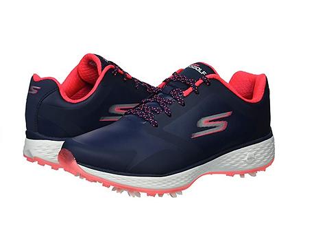 Skechers Zapatos GoGolf Mujer Contra Agua Azul