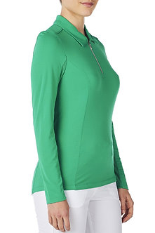 Nivo Pull Over Liv Green Golf