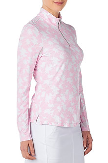 Nivo Pull Over Pink Mist
