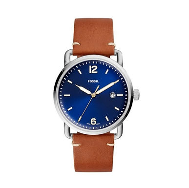 Fossil FS5325 The Commuter 3h date horloge