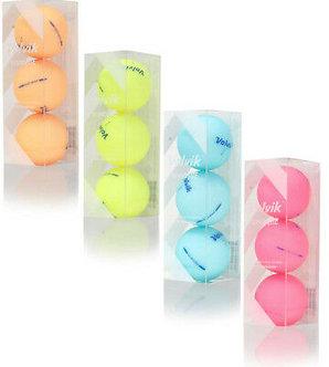 Vivid Lite caja con 3 pelotas