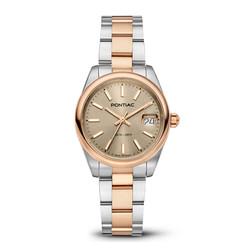 Pontiac elegance P10084 horloge