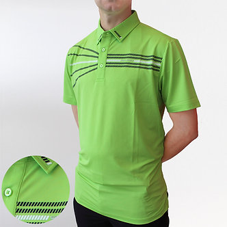 Sligo Jaden Polo Bright Lime