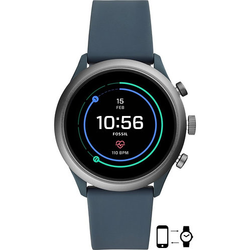Fossil Sport Gen 4S FTW 4021 smartwatch herenhorloge