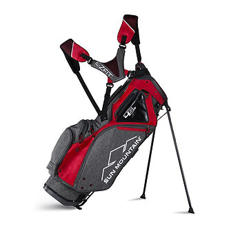 SunMountain bolsa de golf 14 Way Iron Red