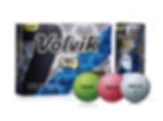 pelotas de golf Volvik S4
