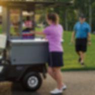 Tecnogolf trae para ti toda la línea de carros ezgo, carros de golf, carros ambulancia, carros utilitarios, carro para naves industriales, carros bar, carros para hotelería, carros para mantenimiento y mucho más. REFRSHER OASIS