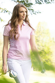 Nivo Withley Polo Pink Mist
