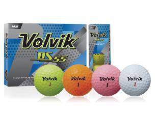 pelotas de golf Volvik DS55