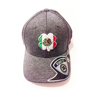 Gorra Black Clover México color Gris